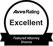 Avvo Excellent Rating - Featured Divorce Attorney